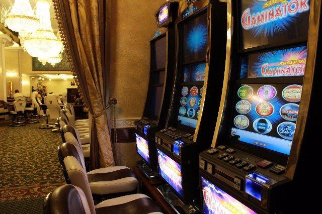 Настройки игровых слотов казино Вулкан Платинум