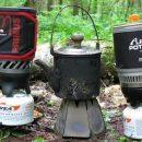 Интегрированные системы приготовления пищи в походе