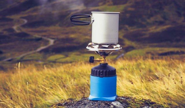 Современные горелки для походов в горы