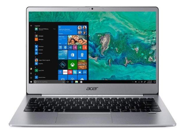 Представлены ноутбуки серии Acer Swift 3: 4G/LTE-модуль и цена от 799 евро