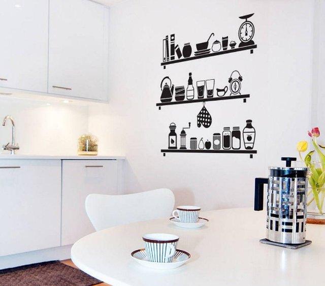 Как обновить кухонный интерьер?