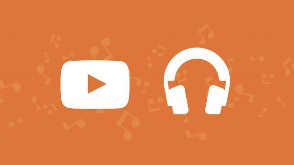 В России запущен платный сервис YouTube Music