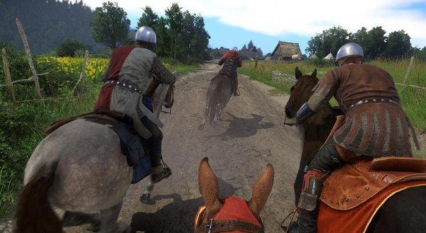 Игроки в Kingdom Come: Deliverance вскоре построят деревню