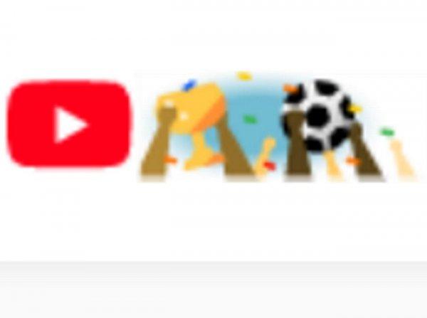 В YouTube в честь ЧМ-2018 задействовали тематический дудл