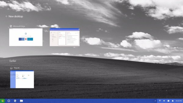 Microsoft показали на видео Windows XP 2018 Edition