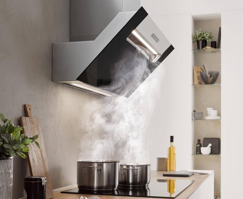 Купить кухонную вытяжку для газовой плиты