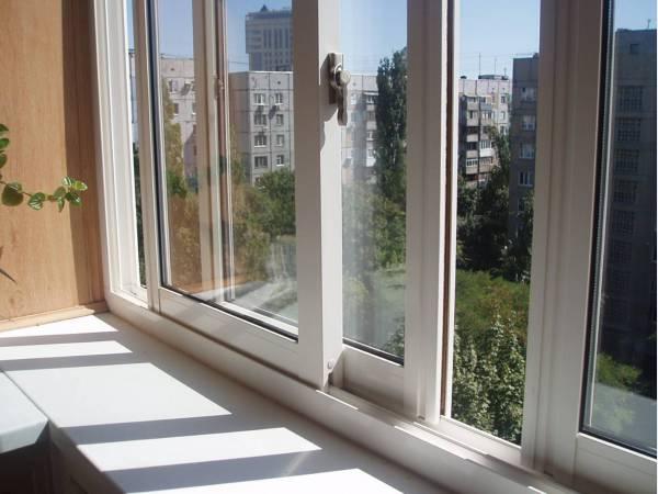 Окна с раздвижными створками от компании Рост-Окна