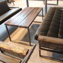 Мебель для кафе и ресторана в стиле Лофт