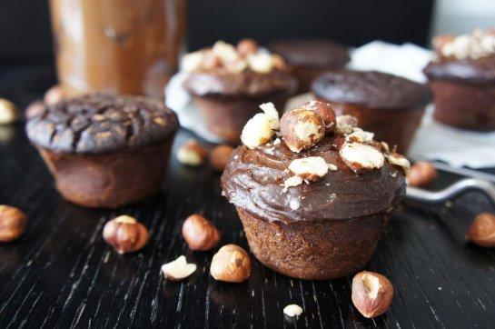Маффины шоколадные рецепт классический