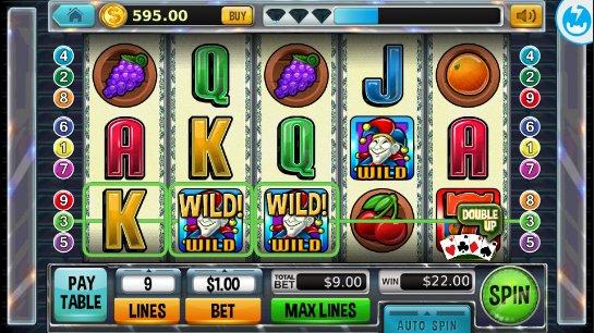 Игровые автоматы с джекпотами в онлайн казино