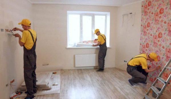 Высококачественный ремонт квартир от профессионалов