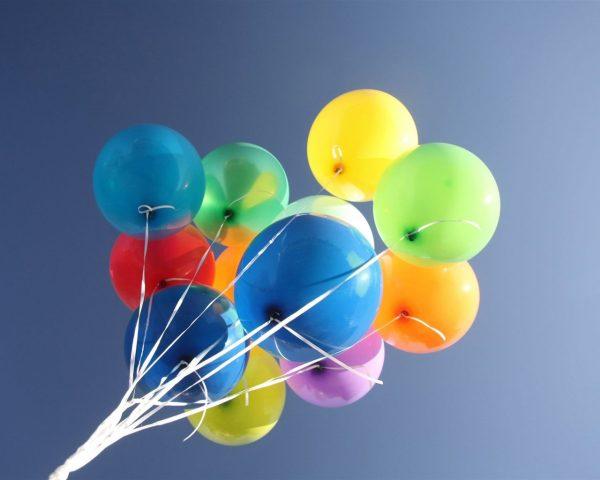 Воздушные шары от профессионалов на заказ