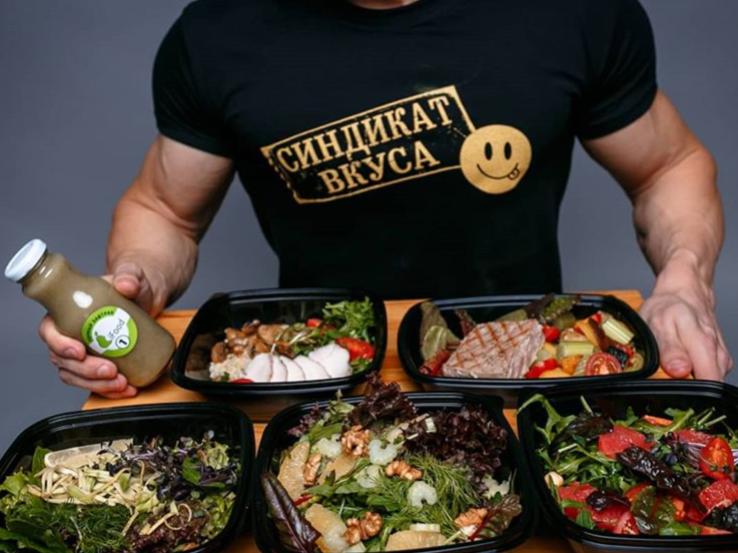 Рестораны сети «Синдикат Вкуса» приглашают вас к себе в гости, а также предлагают доставку еды на дом