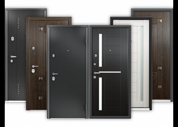 Большой выбор недорогих входных дверей