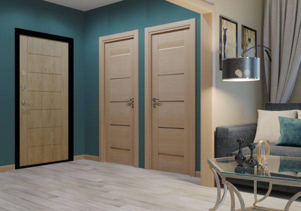 Входные и межкомнатные двери – лучшие предложения