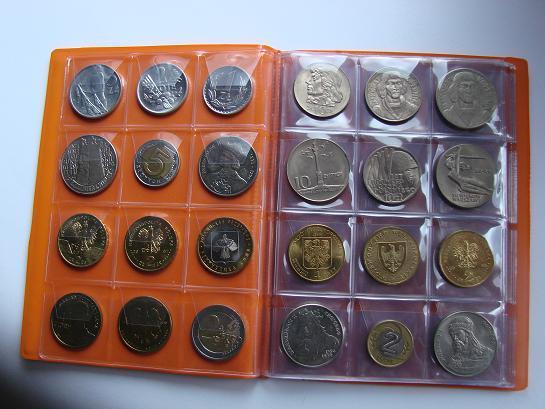 Альбомы для монет и бон