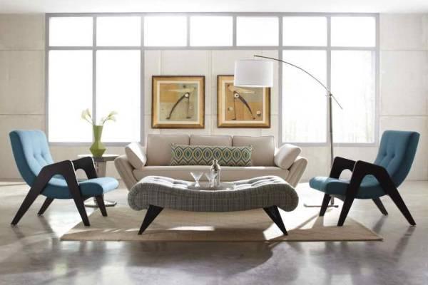 Современная мебель в стиле модерн и хай-тек