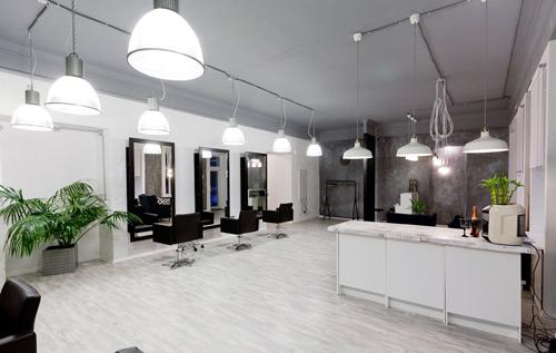 Освещение салонов красоты – грамотное привлечение клиентов