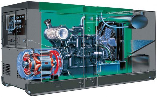 Преимущества дизельного электрогенератора. Как его правильно выбрать