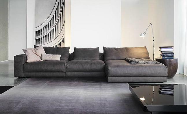 Качественный диван от итальянской фабрики SWAN DESIGN