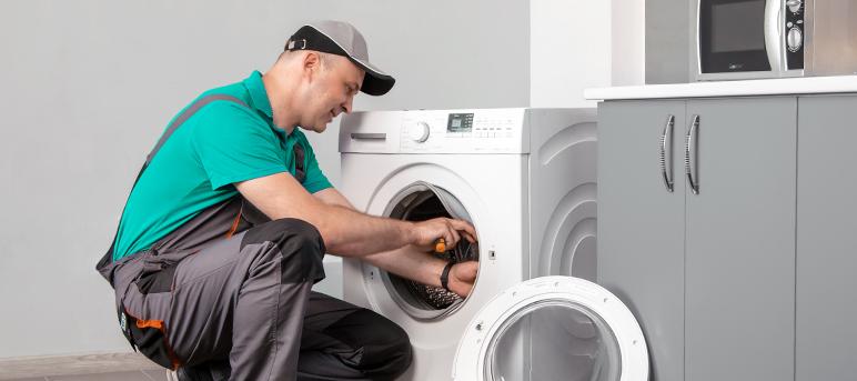 Вызов мастера на дом для ремонта стиральных машин