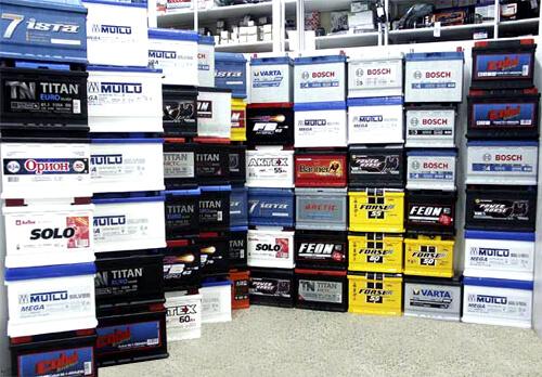 Где лучше купить аккумуляторы для авто