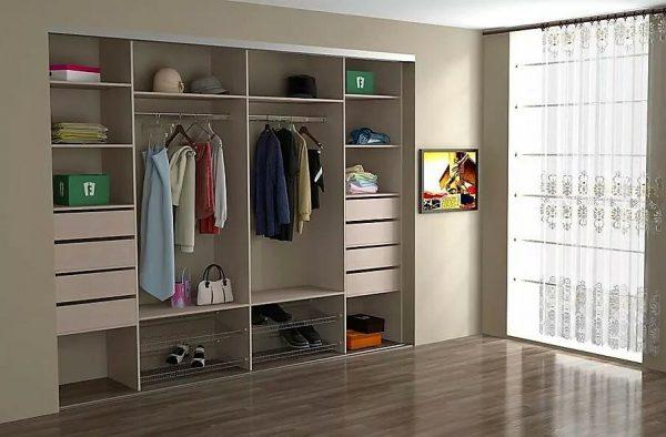 Качественные и удобные встроенные шкафы от Shkaffin.ru