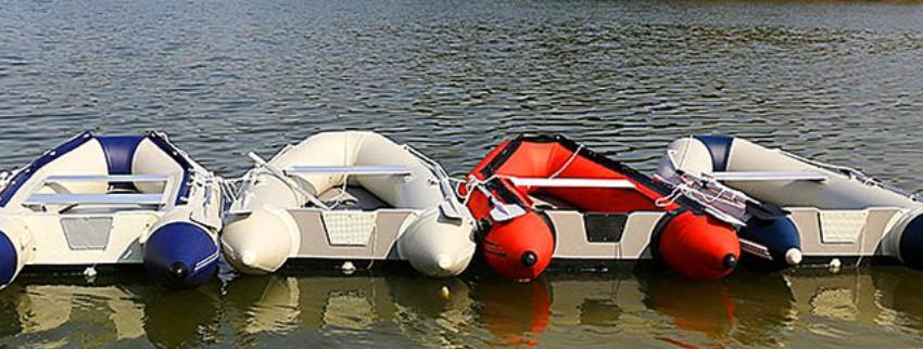 Выбор лодок в магазине «Лодки России»