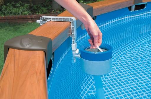 Купить лучшую химию для очистки бассейна