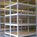 Большой выбор качественных металлических стеллажей